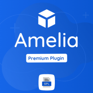 Amelia GPL Theme Download