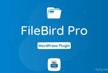 FileBird Pro GPL Plugin Download