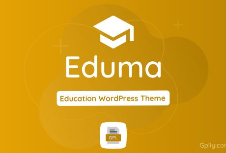 Eduma GPL Theme Download