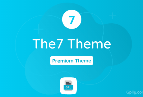 The7 GPL Theme Download