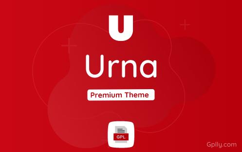 Urna GPL Theme Download