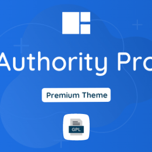 Authority Pro GPL Theme Download