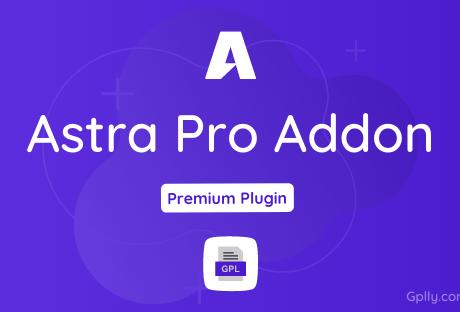 Astra Pro Addon GPL Plugin Download