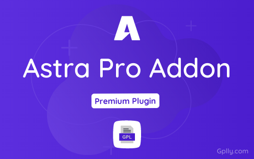 Astra Pro Addon GPL Plugin Download