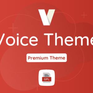 Voice GPL Theme Download