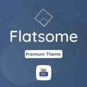 Flatsome GPL Theme Download