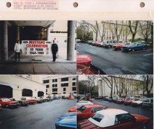 May 7, 1989: International Great American Pony Drive; 25th Anniversary of Mustang