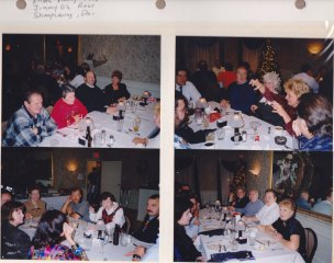1998 XMAS Party: Jimmy G's Rest., Sharpsburg PA