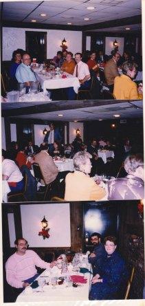 Dec. 16, 1990: XMAS Party; Carmody's Restaurant, Wexford PA