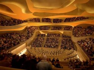 Philharmonie salle