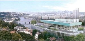 Le projet de la Fondation Pinault, par Tadao Ando