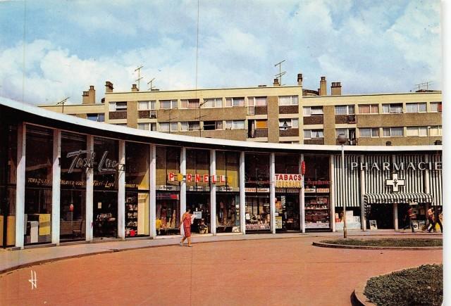 Centre commercial Emile Dubois