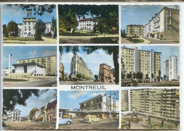 Montreuil sous bois Multivues