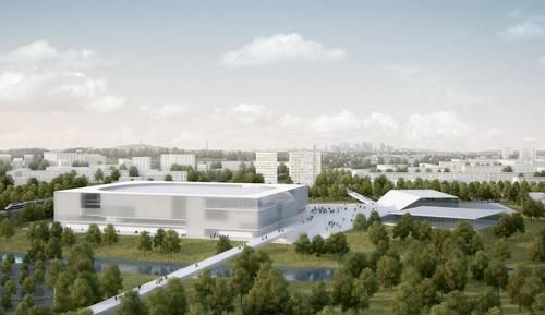 Projet Dôme Arena à Sarcelles