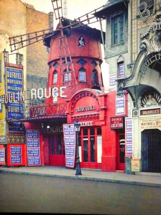 Moulin Rouge en 1914