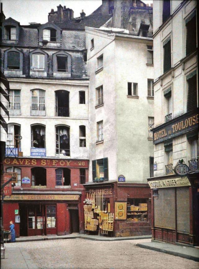 Rue Chenier