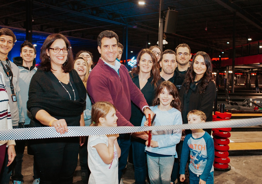 Grand Prix New York Racing & Entertainment Launches New Multi Level Race Track and Grand Prix Extreme Play Ninja Park