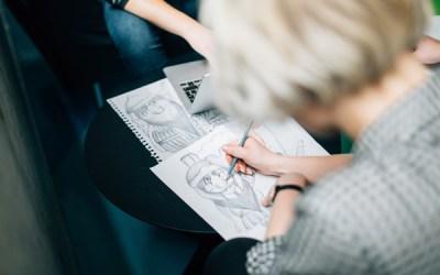 ¿Por qué dejamos de dibujar?