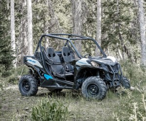 Can-am Maverick Trail 1000