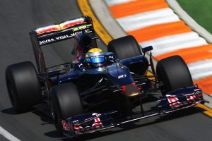 Buemi on début for Toro Rosso in Australia. It couldn't have gone any better as he beat his teammate and got himself a couple of points. (F1 Fanatic)