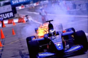The Prost-Peugeot relationship was often fiery, both on and off the track.
