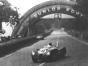 "Having supposedly driven ""over the limit"", Hamilton and Rolt took victory."