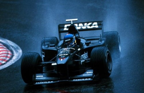 Pedro's finest hour in Formula One? Spa 1998.