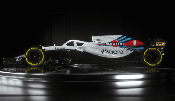 (Photo: Williams F1)