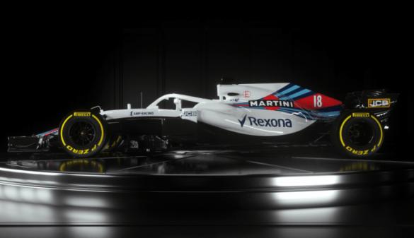 (Photo: Williams F1)