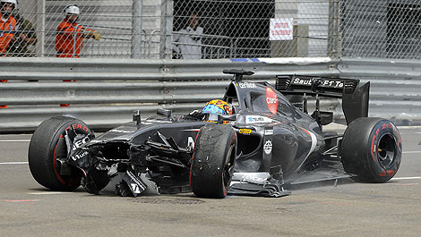 That won't buff out easily Adrian. (Photo: WRi2)