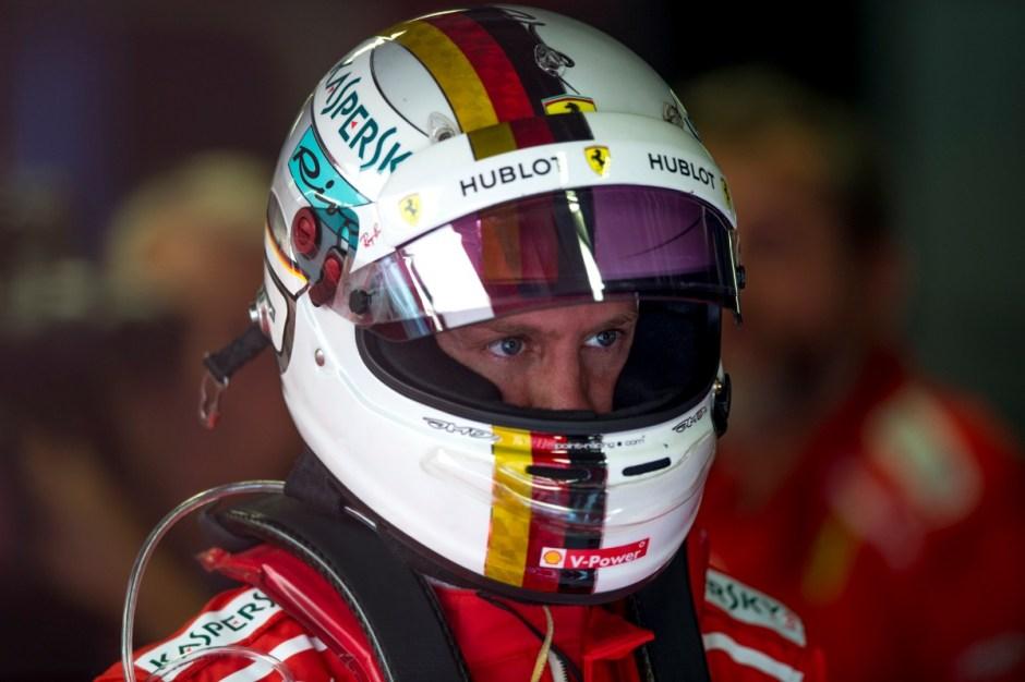 Sebastian Vettel, Scuderia Ferrari, 2018 Italian Grand Prix