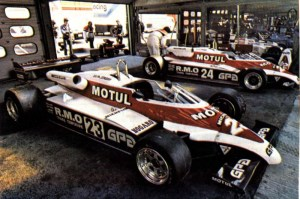 JH19 1982 - Philippe Streiff & Pascal Fabre (F2)