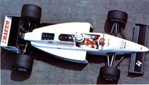 JH22 1987 - Pascal Fabre (F1 Rio)