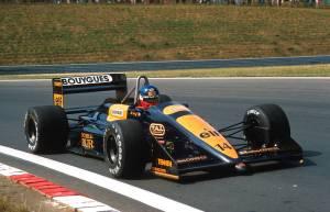 JH23 1988 - Philippe Streiff (F1 Hungaroring)
