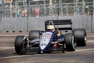 JH23B 1989 - Gabriele Tarquini (F1 Phoenix)