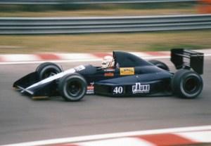 JH24 1989 - Gabriele Tarquini (F1 Spa)