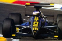 Yannick Dalmas, AGS JH25, 1990 (round unknown)