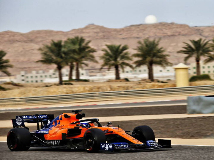 Despite a low-key pre-season testing, McLaren seems to have made gains over the winter.