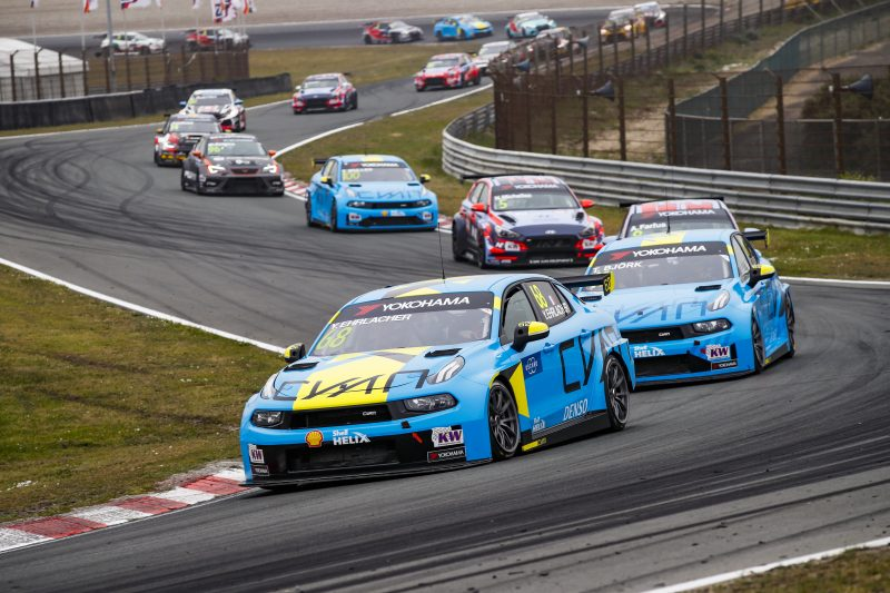 Lynk & Co won their first drivers championship in WTCR with Yann Ehrlacher in 2020. Photo: Florent Gooden / DPPI