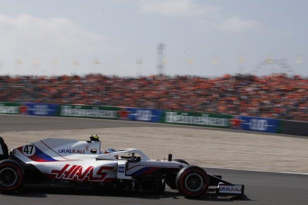 Haas F1 - Zandvoort