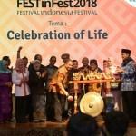 FESTinFest 2018: Beragam Pariwisata Indonesia Bisa Meningkatkan Kunjungan Wisatawan