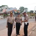 Polisi Rekayasa Lalu Lintas di Jalur Pantura,Karena digunakan Asian Games 2018