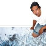 Pelukis Hanafi: Kanvas Layaknya Medan Tempur