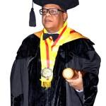 Mohammad Uswanas Raih Gelar Doktor:  Inspirasi Generasi Papua