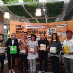 Mencerdaskan Anak Bangsa Melalui Bazar Buku Big Bad Wolf  Jakarta 2019