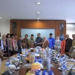 Pemkot Tangerang Menerima Rombongan Komisi IX DPR RI
