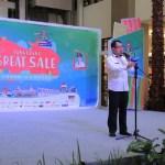 Tangerang Great Sale Raup 1,6 Milyar Rupiah