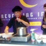 Arabian Night di Botany Restaurant Holiday Inn Jakarta Kemayoran