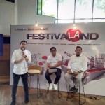 Festival Musik Sidestream siap menggebrak 10 Kota