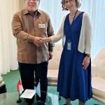 Menteri PPN/Kepala Bappenas Bambang Brodjonegoro:Pembangunan Inklusif di Indonesia diwujudkan Melalui Partisipasi Publik